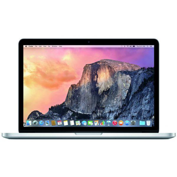لپ تاپ استوک اروپایی 13 اینچ اپل مدل Apple Mac book PRO MF840 با پردازنده Core i5 هارد 256 گیگابایت اس اس دی