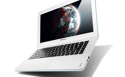 لپ تاپ استوک اروپایی 13.3 اینچی لنوو مدل Lenovo IdeaPad U310 با پردازنده Core i5 با هارد 500GB +8GB SSD