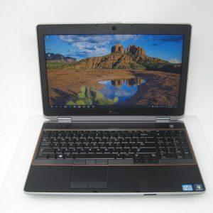 لپ تاپ استوک اروپایی دل 15.6 اینچ مدل Dell Latitude E6520 Laptop با پردازنده Core i7 هارد 320 گیگابایت