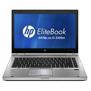 لپ تاپ استوک اروپایی 14.1 اینچ اچ پی مدل HP Elite-book 8470p laptop با پردازنده Core i5 هارد 320 گیگابایت