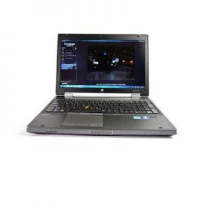 لپ تاپ صنعتی استوک HP EliteBook 8560w بانه