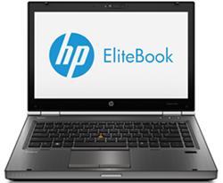 لپ تاپ صنعتی استوک اروپایی اچ پی الیت بوک HP Elite book 8470W بانه