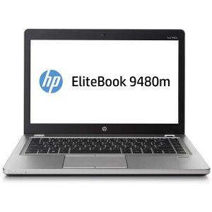 لپ تاپ استوک اروپایی اچ پی الیت بوک HP EliteBook Folio 9480m بانه