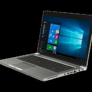 لپ تاپ استوک اروپایی 14 اینچی توشیبا مدل Toshiba Z40 با پردازنده Core i5 نسل چهارم هارد 500گیگابایت
