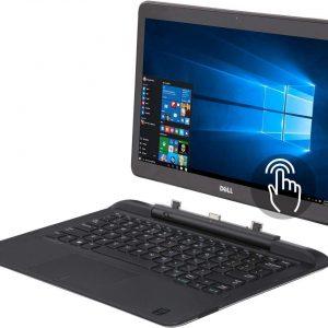 لپ تاپ استوک اروپایی الترابوک دل 13.3 اینچ سری لاتیتیود مدل Dell Latitude 7350 با پردازنده Core m هارد 500 گیگابایت