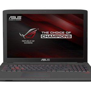 لپ تاپ گیمینگ ایسوس17اینچ ASUS ROG G752VW با پردازنده Core i7 نسل ششم هارد 128 گیگابایت SSD و 1 ترابایت HDD