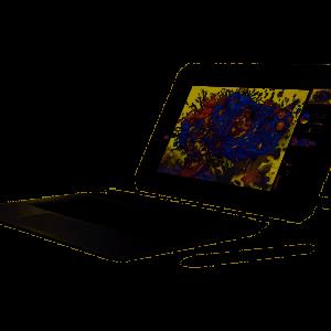 لپ تاپ صنعتی استوک اروپایی 14.1 اینچی اچ پی زدبوک مدل HP Zbook x2 G4 با پردازنده Core i7 7600u نسل هفتم کارت گرافیک دو گیگ کوادرو M620