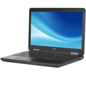 لپ تاپ صنعتی استوک اروپایی دل 15.6 اینچ صفحه لمسی مدل Dell Latitude E5540 با پردازنده Core i5 نسل چهارم گرافیک اینتلHD 4000