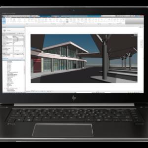 لپ تاپ استوک اروپایی اچ پی زدبوک Studio G4