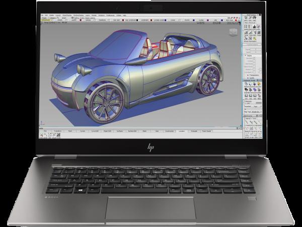 لپ تاپ HP Zbook 15 G5 Intel i7 8750H AMD WX 4150