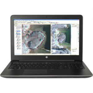 لپ تاپ استوک اروپایی hp zbook g4 quadro p4000