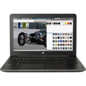 لپ تاپ زدبوک HP ZBook 15 G4 Workstation i7 7820HQ