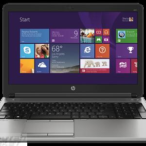 لپ تاپ استوک اروپایی اچ پی الیت بوک HP ProBook 650 G1