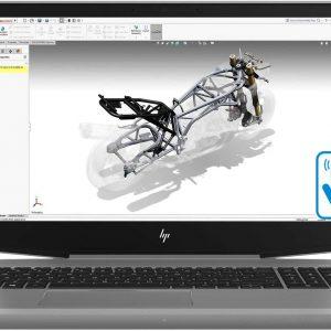 لپ تاپ استوک اروپایی HP ZBook 15v G5